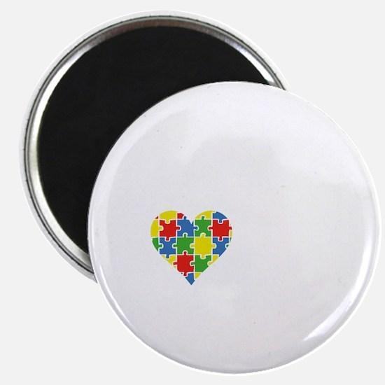 liveLoveAutism2B Magnet