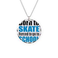 skateboard Necklace