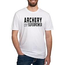 Archery Is My Superpower Shirt