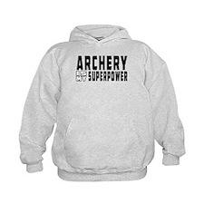 Archery Is My Superpower Hoodie