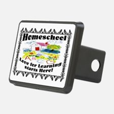 Homeschool Learning SIGN Hitch Cover