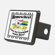 Homeschool Learning Hitch Cover