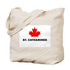St. Catharines, Ontario Tote Bag