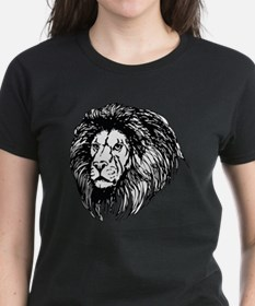 lion - king of the jungle Tee
