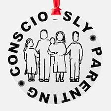 CP Logo Ornament
