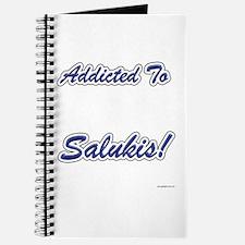 Saluki Addicted Journal