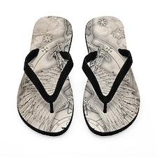Raguel10x14 Flip Flops
