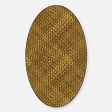 Tight Weave Basket Decal