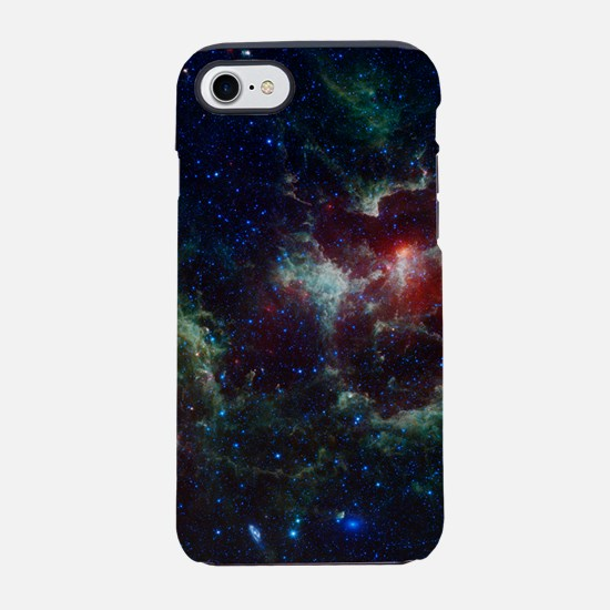Heart and Soul Nebula iPhone 7 Tough Case
