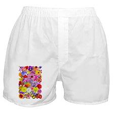 Eileen's Multifloral Boxer Shorts