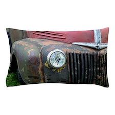 Rusty car Pillow Case