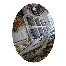 Morgue Oval Ornament