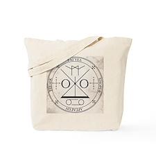 RaguelSeal-parchment Tote Bag