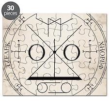 RaguelSeal-parchment Puzzle