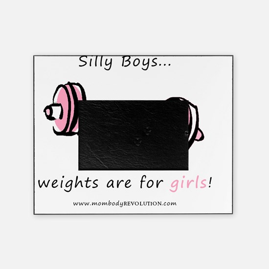 Silly Boys T-Shirt Picture Frame