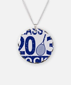 Class Of 2013 Rocks Necklace