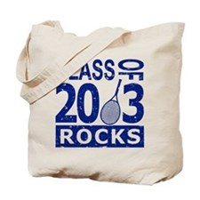 Class Of 2013 Rocks Tote Bag