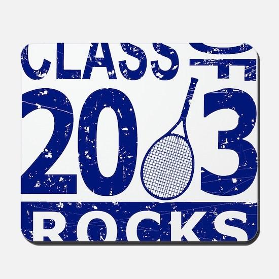 Class Of 2013 Rocks Mousepad