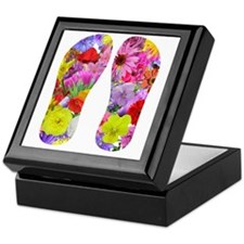 Eileens Multifloral Keepsake Box