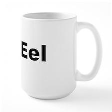 I Love My Eel Mug