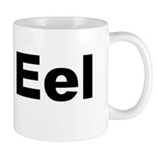 I Love My Eel Mug