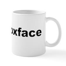 I Love My Foxface Mug