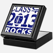 Class Of 2013 Rocks Keepsake Box