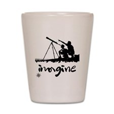Imagine Shot Glass