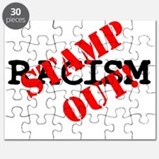 STAMP OUT - RACISM! Puzzle