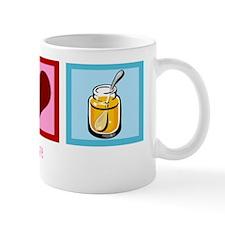 peacelovehoneywh Mug