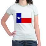 Texas Women's Ringer T-Shirt