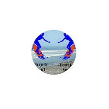 SURFER Mini Button