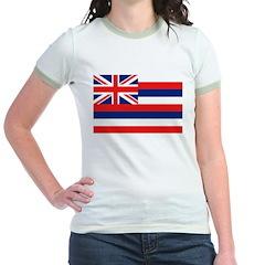 Hawaii Women's Ringer T-Shirt