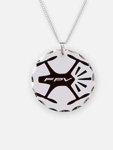 FPV Quad Pilots Necklace