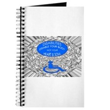 Cute Handicapped Journal