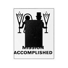 Mission Accomplished (Wedding / Marr Picture Frame