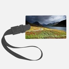 Wastwater storm clouds Luggage Tag