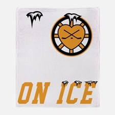 Ice Tee Throw Blanket