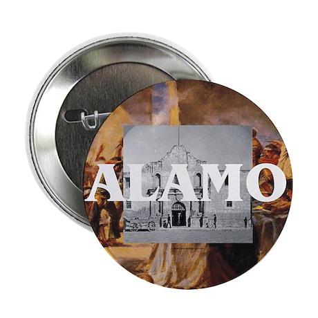 "Alamo 2.25"" Button"
