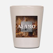 Alamo Shot Glass