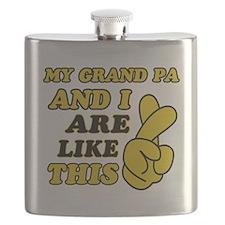 I love my Grand Pa Flask
