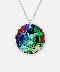 Life Tripping With Buddha Necklace