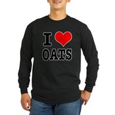 I Heart (Love) Oats T