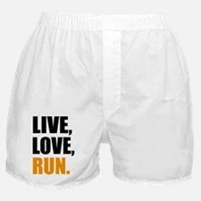 run Boxer Shorts