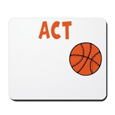 Practice Like a Champion, color b Mousepad