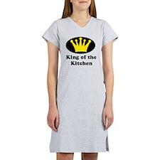 King of the kitchen  Women's Nightshirt