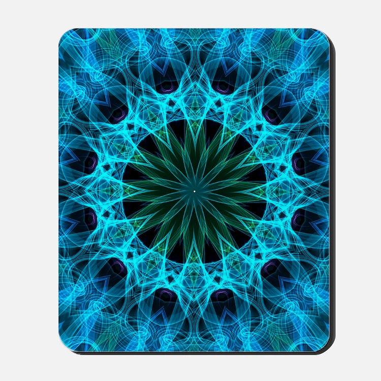 Blue Energy Mousepad