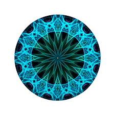 "Blue Energy 3.5"" Button"
