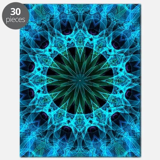 Blue Energy Puzzle