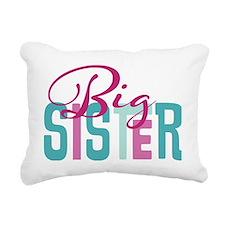 Big Sister Rectangular Canvas Pillow